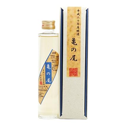 両関酒造 純米酒 亀の尾 古酒 200ml