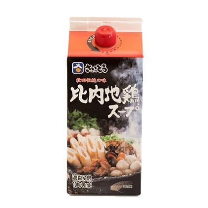 斉藤昭一商店 比内地鶏スープ 1000ml 濃縮7倍