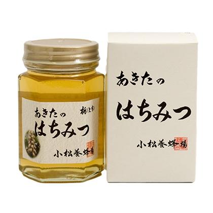 小松養蜂場はちみつ 栃蜂蜜 180g