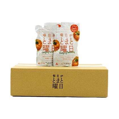 ダイセン創農 秋田県産トマト100% ストレートトマトジュース「毎日がトマト曜日」150g×20P