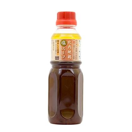 京にしき 比内地鶏塩スープ 300g