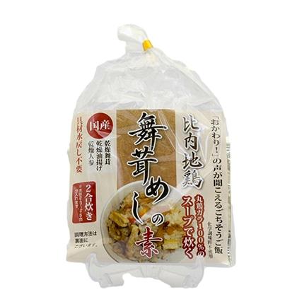 京にしき舞茸めしの素 2合炊き