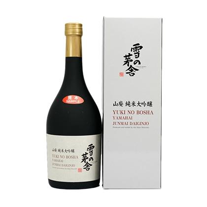 齋彌酒造 雪の茅舎 山廃純米大吟醸 720ml