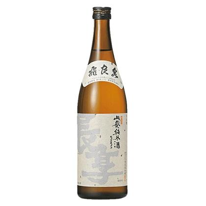 飛良泉本舗 山廃純米酒 長享 720ml