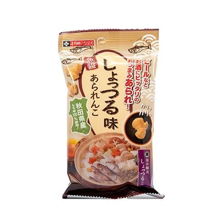 秋田いなふく米菓 あられんこ しょっつる味