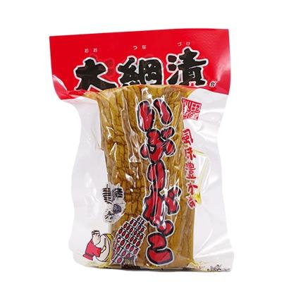 大綱食品 いぶりがっこ(大綱漬)ミニ 150g