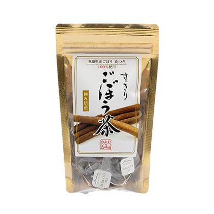 秋田白神食品 すっきりごぼう茶15p