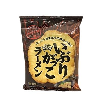 ツバサ いぶりがっこラーメン1人前ほんのり燻製風味(乾麺)