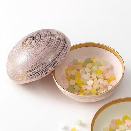 ボンボニエール(金平糖付) 桃