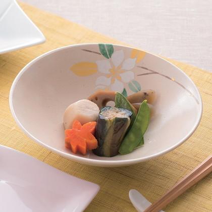 たち吉 花の香 煮物鉢