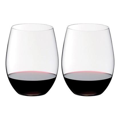 リ−デル ペア赤ワインタンブラー