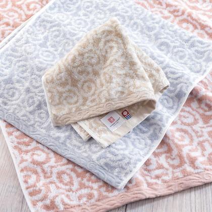 今治謹製 紋織タオル タオルセットB ピンク