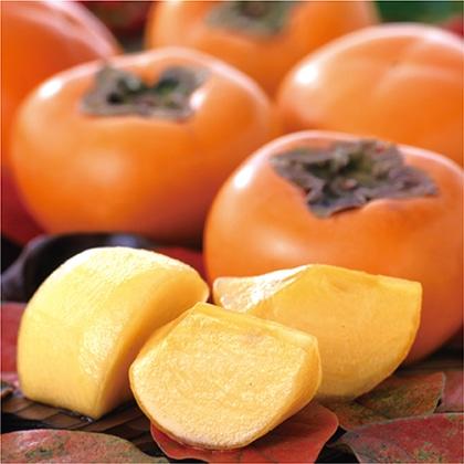 西吉野のたねなし柿 3.2kg 奈良県産
