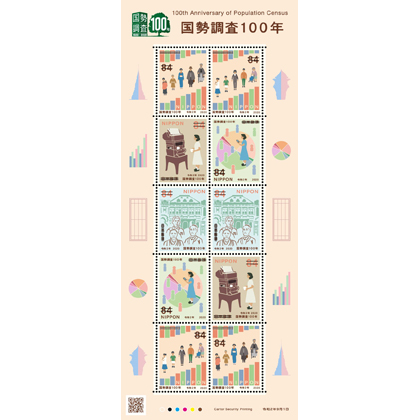 国勢調査100年
