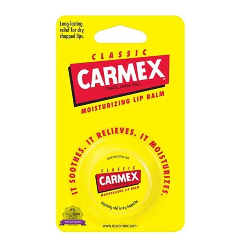CARMEX カーメックス クラシックリップバーム ジャー