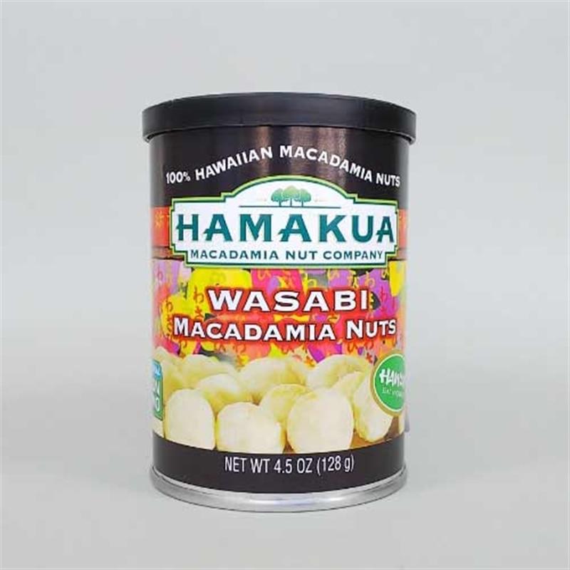 ハマクア マカダミアナッツ ワサビ