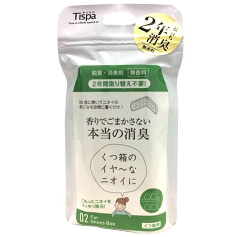 Tispa(ティスパ) 香りでごまかさない本当の消臭 くつ箱用 ST104