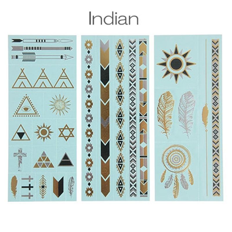 ルミリータトゥー Indian