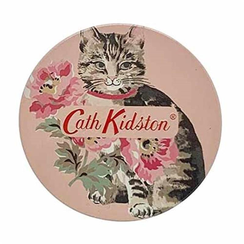 キャスキッドソン ボディクリーム キャット&フラワー マンダリン&ピオニーの香り