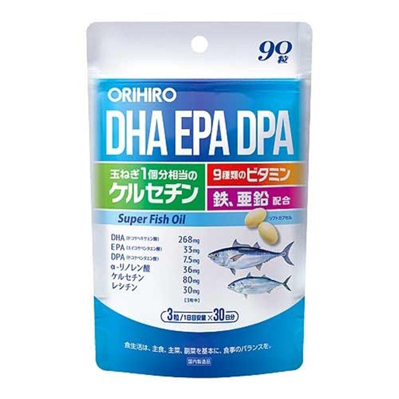 DHA EPA DAP ケルセチン