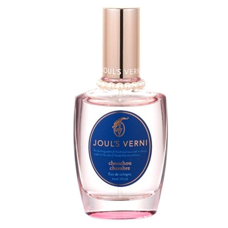 ジュールベルニ フレグランスミスト シュシュ シャンブレの香り