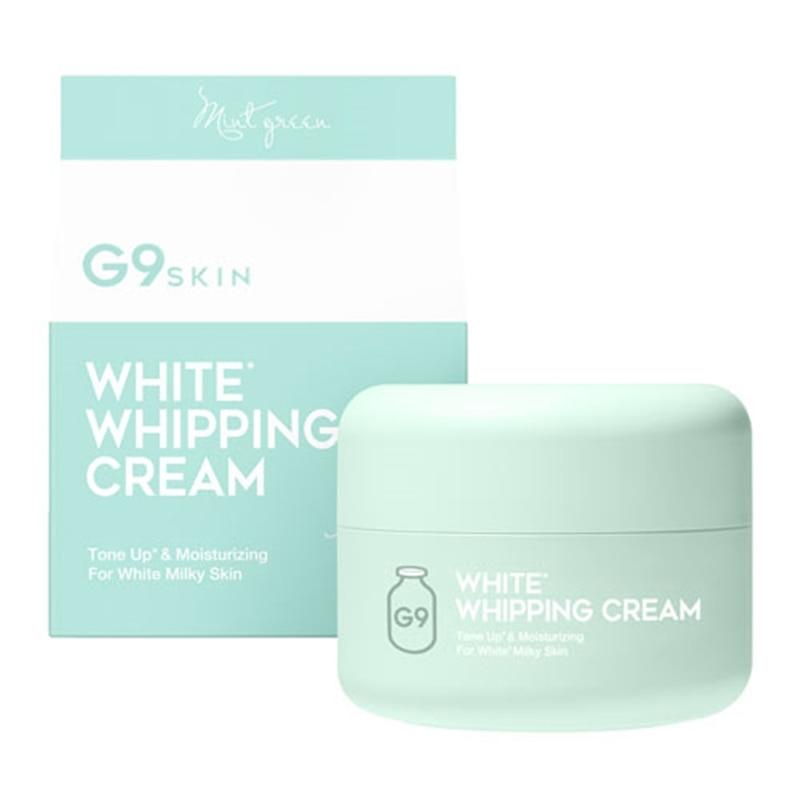 G9SKIN ホワイトホッピングクリーム ミントグリーン