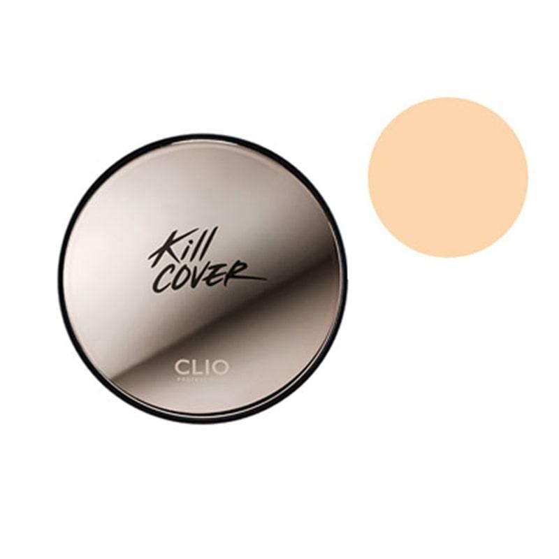 CLIO クリオ キルカバー ファンウェア クッション XP 04 ジンジャー