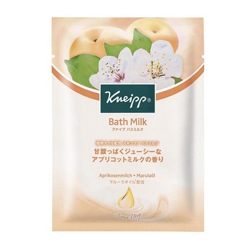 クナイプ バスミルク アプリコットミルクの香り 40ml