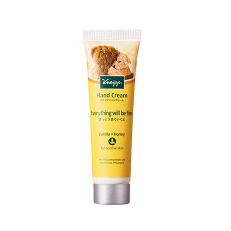 クナイプ ハンドクリーム バニラ&ハニーの香り 20ml
