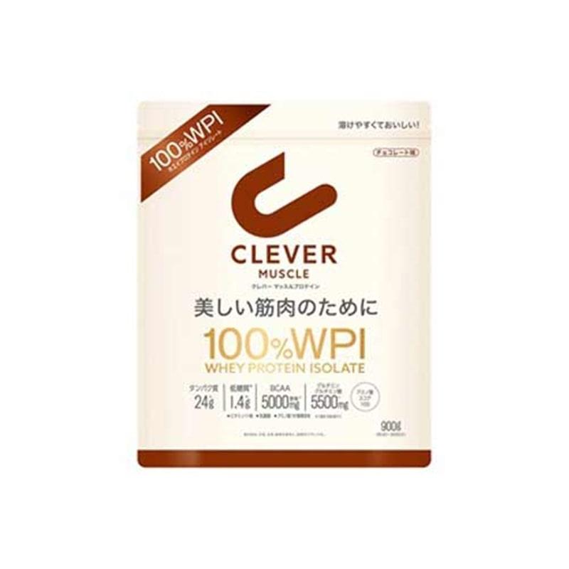 クレバー マッスル プロテイン チョコレート味