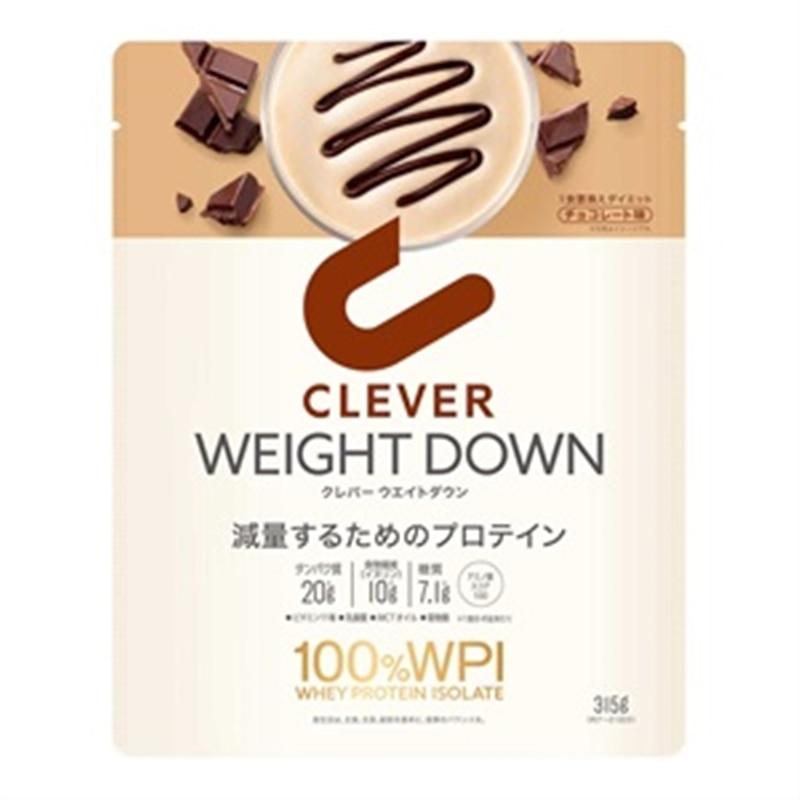 クレバー プロテイン ウエイトダウン チョコレート味
