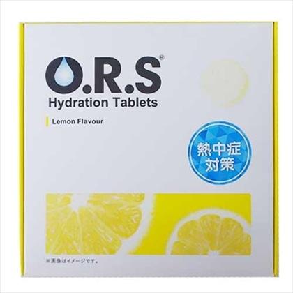O.R.S タブレット レモン 3粒