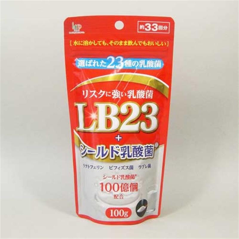 乳酸菌LB23+シールド乳酸菌