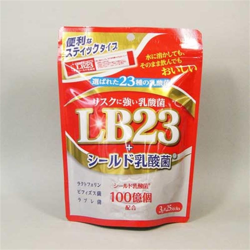 乳酸菌LB23+シールド乳酸菌 スティックタイプ