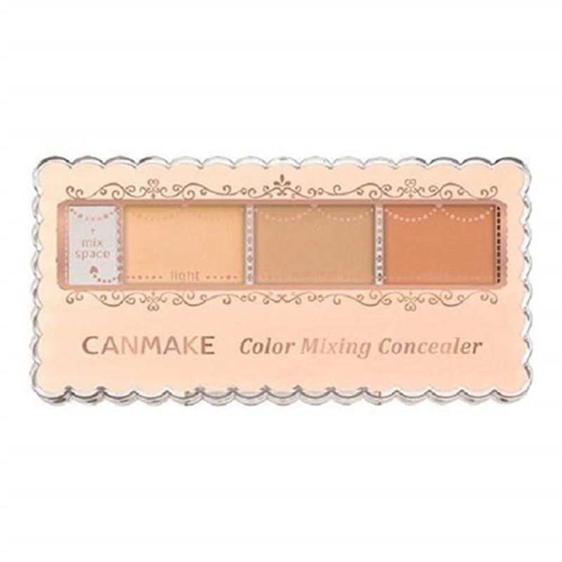 キャンメイク カラーミキシングコンシーラー 03 オレンジベージュ