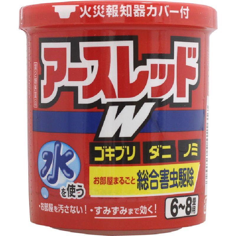 アースレッドW 6〜8畳用 [第二類医薬品]