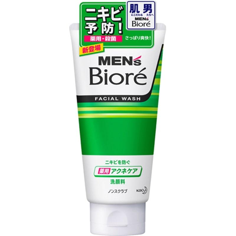 メンズビオレ 薬用アクネケア洗顔