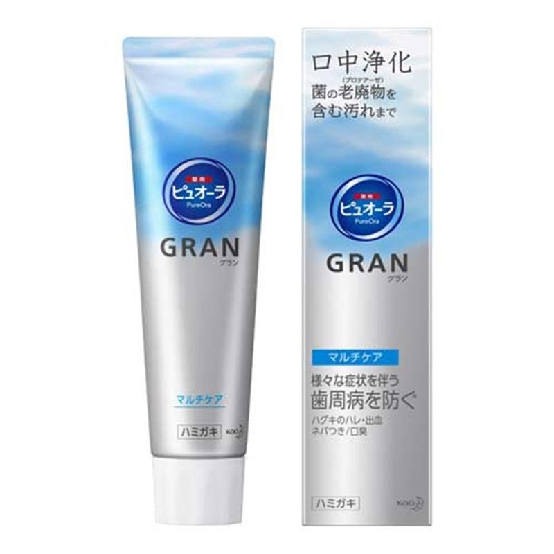 ピュオーラGRAN (グラン) マルチケア 薬用ハミガキ