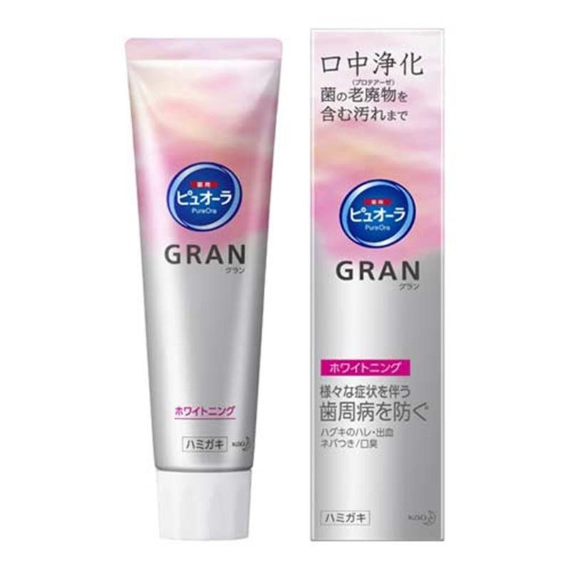 ピュオーラGRAN (グラン) ホワイトニング 薬用ハミガキ