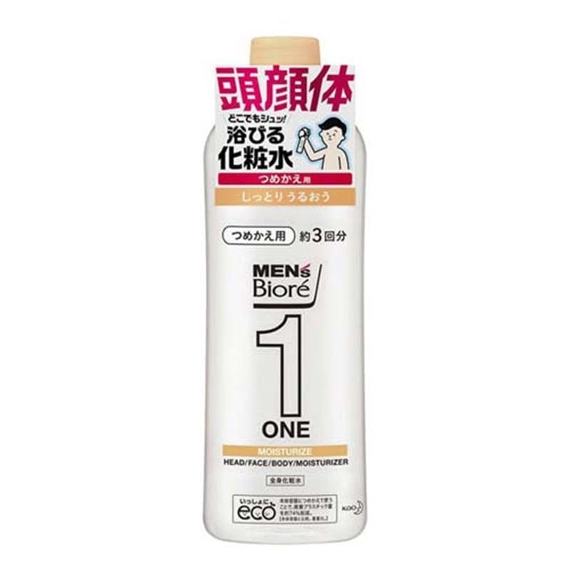 メンズビオレ ONE 全身化粧水スプレー しっとり 詰替