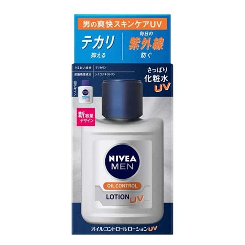 ニベアメン オイルコントロールローション UV