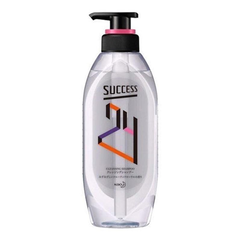 サクセス 24 クレンジングシャンプー フルーティフローラルの香り 本体