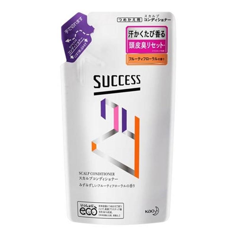 サクセス 24 スカルプコンディショナー フルーティフローラルの香り つめかえ用