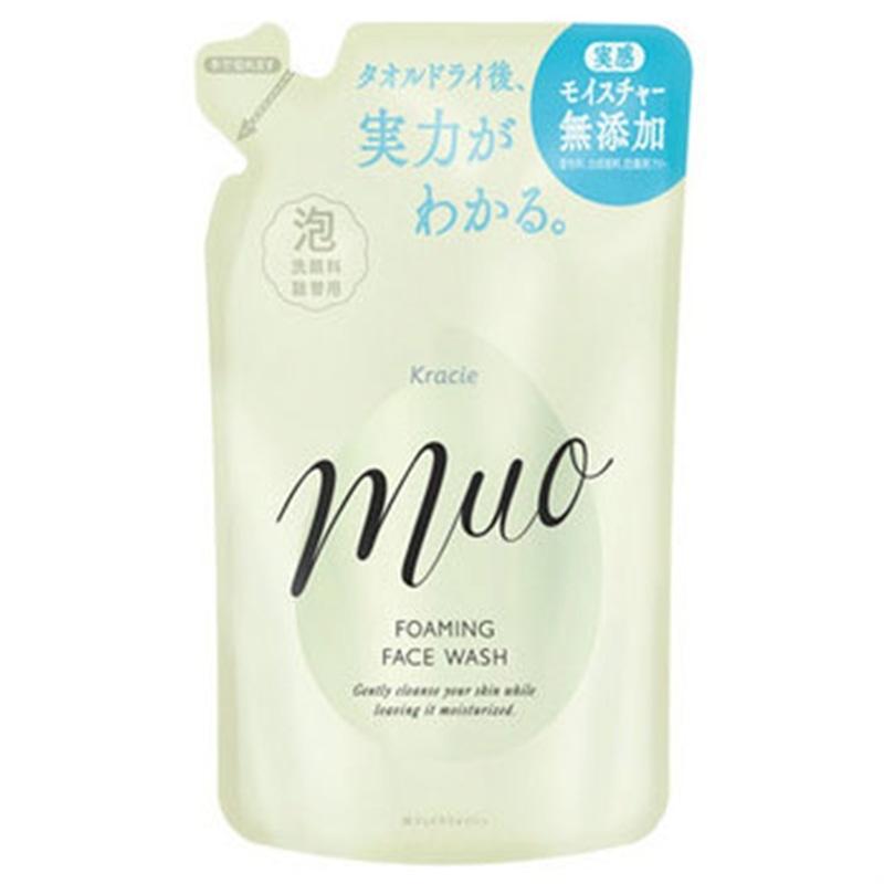 ミュオ 泡の洗顔料 詰替用