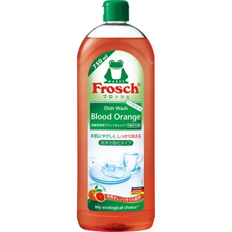 フロッシュ 食器用洗剤 ブラッドオレンジ つめかえ用