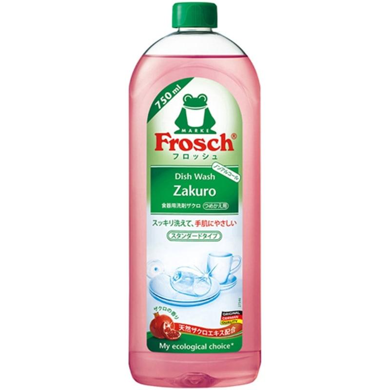 フロッシュ 食器用洗剤 ザクロ 詰替用
