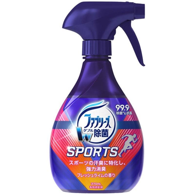 ファブリーズ スポーツ フレッシュライムの香り
