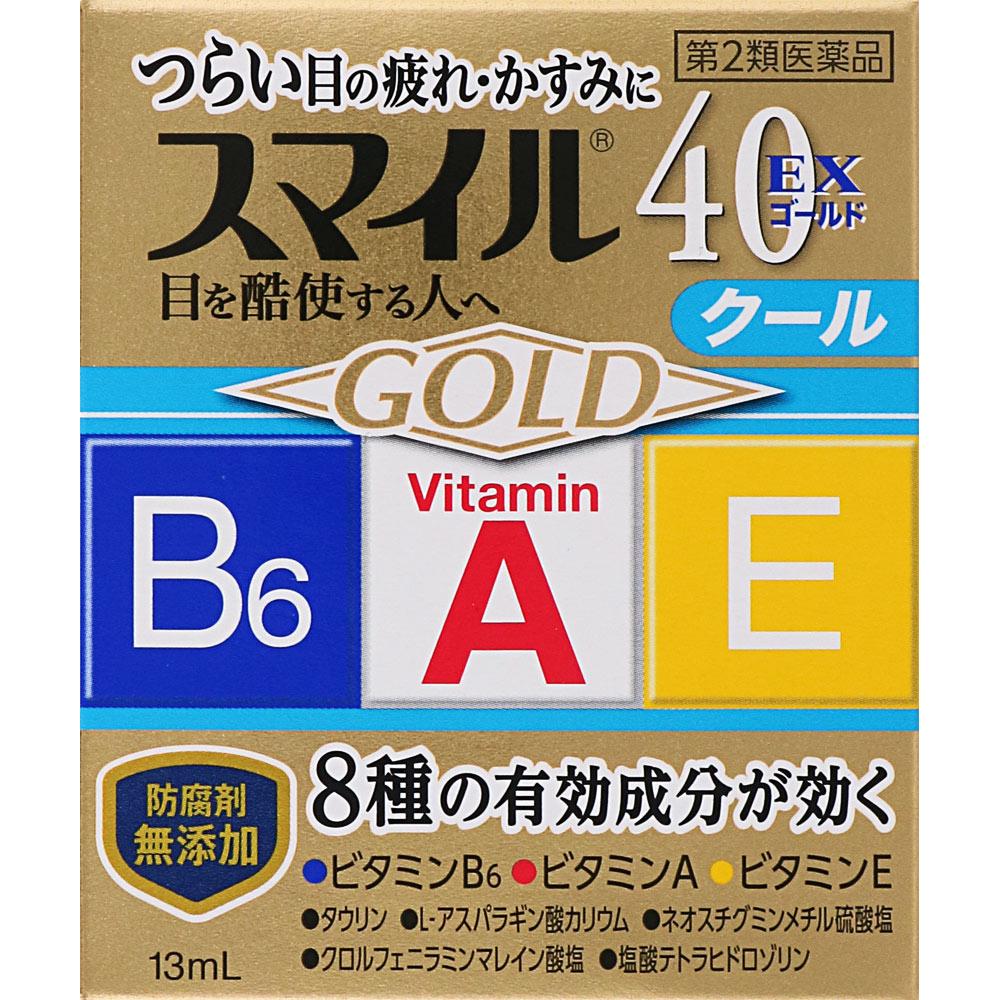 スマイル40EX ゴールド [第二類医薬品]