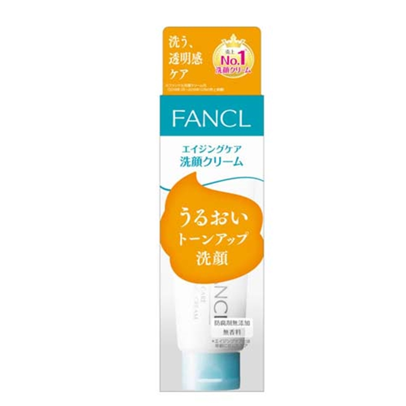 FANCL エイジングケア洗顔クリーム
