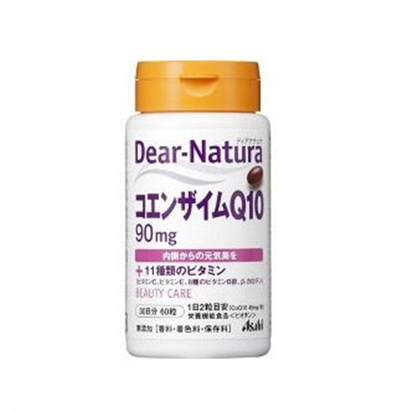 ディアナチュラ コエンザイムQ10 +11種類のビタミン 60粒
